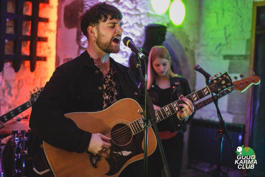 Tom Grennan at Canterbury's City Sound Project
